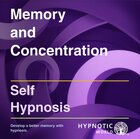 Memory and Concentration Self Hypnosis CD
