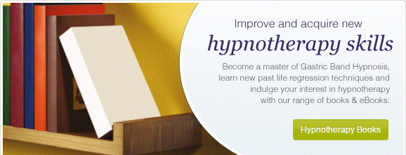 Learn new techniques with our range of hypnosis books