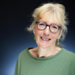 Fiona Chapman MA, Dip Ad Ed, NLP Master and Trainer, Dip in Hypnotherapy, Reiki Master, Personal Development and Business Coach, Motivational Speaker, Trainer in Personal Development, Leadership and Management Skills, founder of the ChapWell Method.