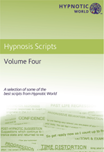 Book of Hypnosis Scripts Volume Four