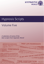 Book of Hypnosis Scripts Volume Five