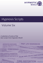 Book of Hypnosis Scripts Volume Six