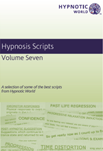 Book of Hypnosis Scripts Volume Seven