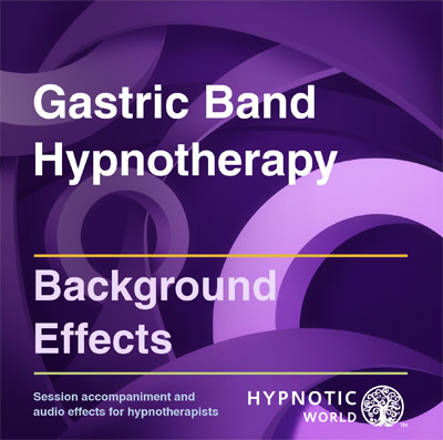 Gastric Band Hypnosis Sound Effects (CD and 3 Scripts)