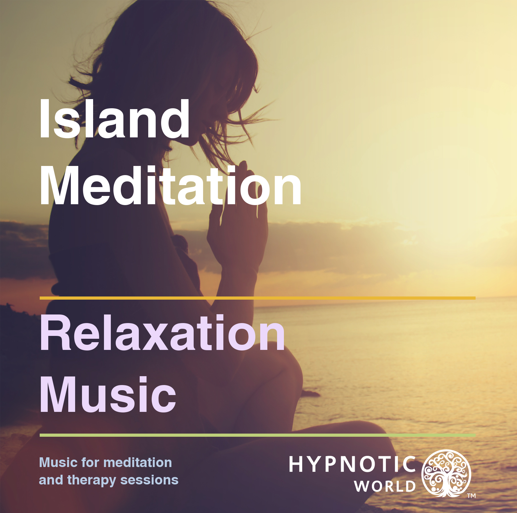Island Meditation Relaxation Music CD