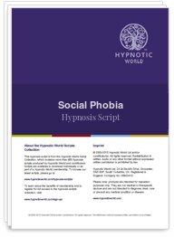 Social Phobia Script