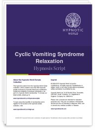 Cyclic Vomiting Syndrome Relaxation Script