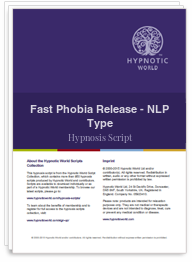 Fast Phobia Release - NLP Type