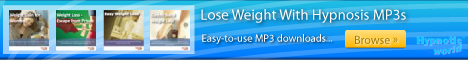 Weight Loss hypnosis MP3 downloads